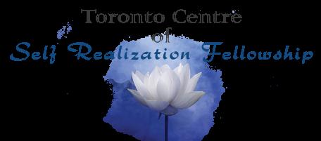 Toronto Centre of Self Realization Fellowship